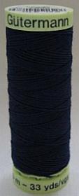 donkerblauw (310) siersteekgaren