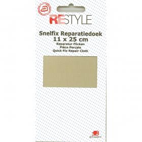 ReStyle Snelfix reparatiedoek, 11 x 25 cm, beige