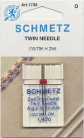 Schmetz Tweelingnaald Universeel 1,6 nr. 70