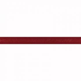 rood biaisband katoen