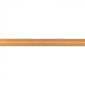 bruin biaisband katoen
