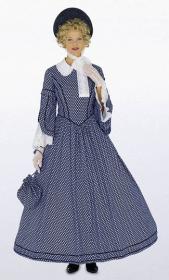Historische jurk (maat 36-52), Burda 2768