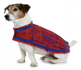 Hondenjasjes (maat S-M-L), Burda 7752