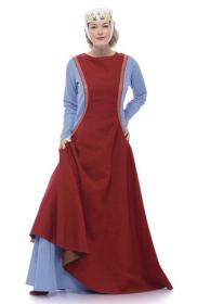 Historische jurk (maat 36-50), Burda 7977