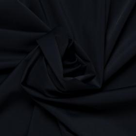 donkerblauw travel stretch tricot