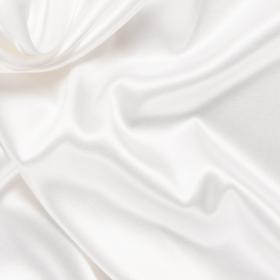 wit stretch zijde crepe satijn Italiaans import