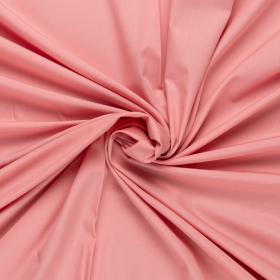zoet roze GOTS poplin katoen