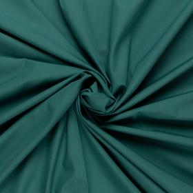 emerald GOTS poplin katoen