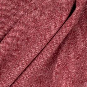rozerood melee wol blend tweed stretch italiaans import
