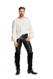 renaissance jas en hemd (maat 48-58) Burda 6399