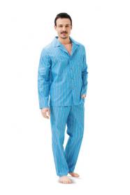 Pyjama (maat 48-58) Burda 6741