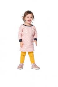 shirt en jurk (maat 68-98) Burda 9273