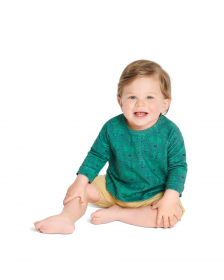shirt en jurkje (maat 56-98) Burda 9277