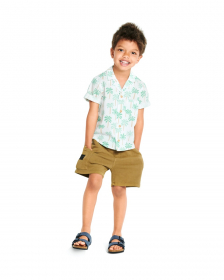 blouse en korte broek (maat 104-134) Burda 9285