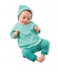 babypakje (maat 56-80) Burda 9315