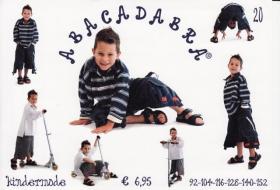 Shirt en broek (maat 92-152), Abacadabra 20