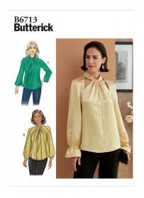 top (maat 32-40) Butterick 6713