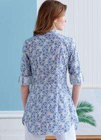 blouse (maat 42-50) Butterick 6852