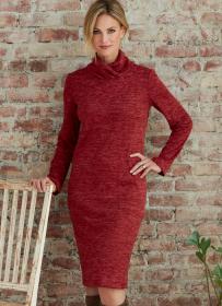 jurk, top, rok en broek (maat XS-M) Butterick 6858