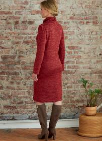jurk, top, rok en broek (maat L-XXL) Butterick 6858
