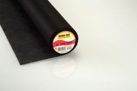 Vlieseline H180 zwart, 90 cm breed