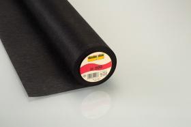 Vlieseline H200 zwart, 90 cm breed