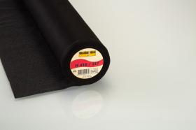 Vlieseline H410 zwart, 90 cm breed