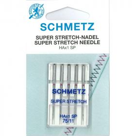 Schmetz  super stretch Hax1SP 15x1SP nr. 75