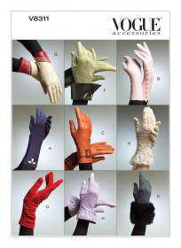 Handschoenen, Vogue 8311